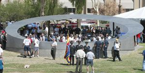 Changes to state's 9-11 memorial irk lawmaker
