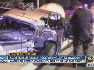 Tempe family hit by repeat DUI driver