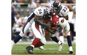 Broncos easily take care of Cardinals