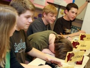 Mesa students battle for U.S. academic title 