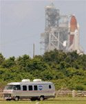 NASA eyeing cause of fuel-gauge problem