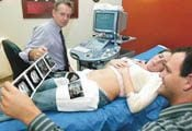 Pregnancy problems seen in 1st trimester 
