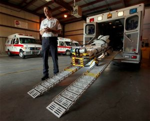 Ambulances charging more for obese patients