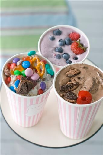 Food DIY Flurries