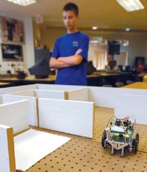 Teens' robots battle it out at Mesquite H.S.