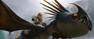 'How To Train Your Dragon 2' movie