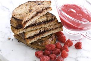 Food-Healthy-Stuffed French Toast