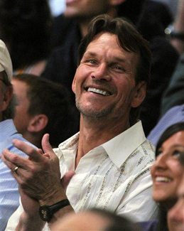 Patrick Swayze to begin shooting new cable series