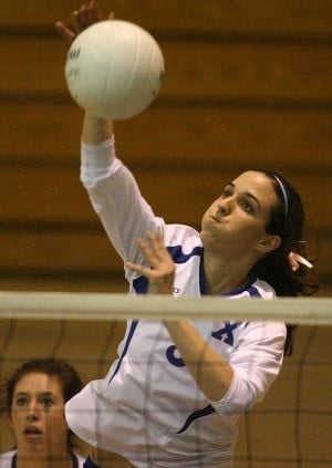 Xavier nets Goldwater volleyball tournament