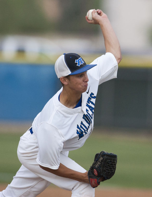 Baseball: Mesquite vs Mtn. View