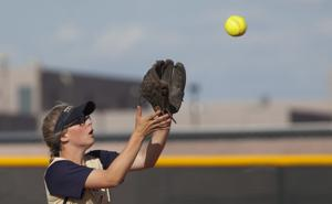 Softball: Desert Vista vs Red Mountain