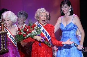 Phoenix woman wins wins Ms. Senior Arizona 