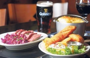 Harter: Murphy's Law Irish Pub & Restaurant review