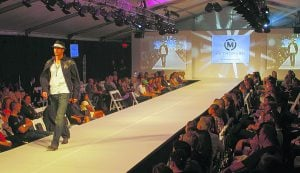 Fashion show struts into Scottsdale