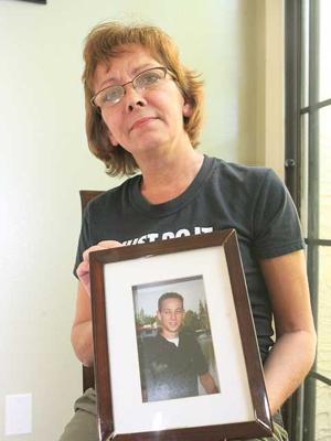 Local family's life includes drug addiction