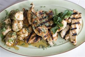 Food-The Humble Chicken Breast