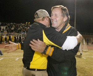 Dan Dunn steps down as Gilbert football coach