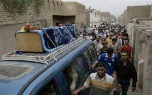 Separate US airstrikes in Baghdad kill 5
