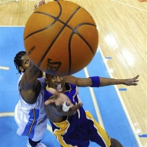 Nuggets even series against Lakers at 2-2
