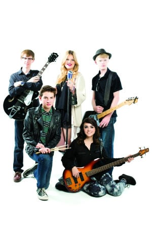 <p>Vintage Wednesday is one of nine youth bands playing Friday, Aug. 22, at the Chandler Center for the Arts [Jodi Lynn].</p>