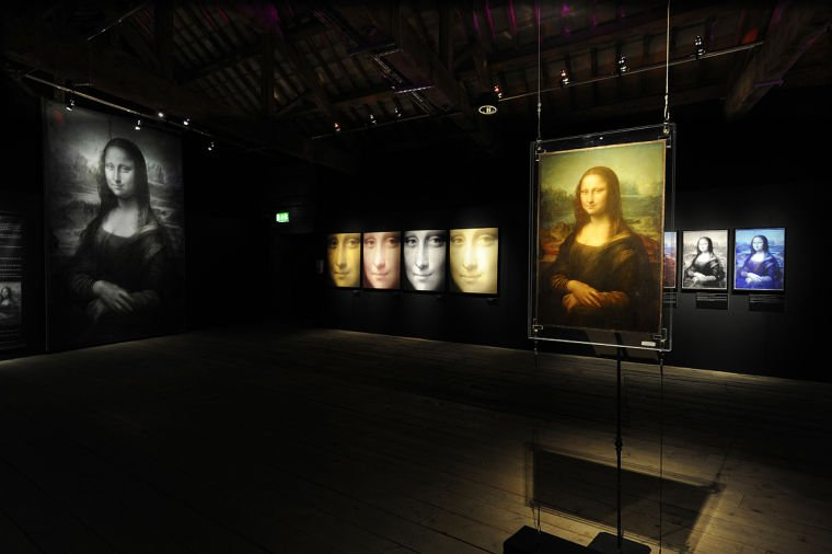 Da Vinci - The Genius exhibition opening at AZ Science Center - East ...