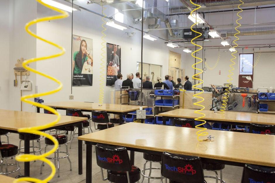 TechShop Chandler/ASU Chandler Innovation Center