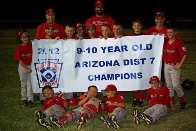 Red Mountain American Little League Minors