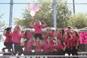 Pink out muscles