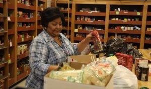 Scottsdale food requests up; donations slow