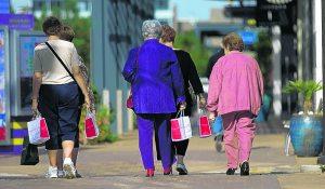 Retailers facing bleak holiday shopping season