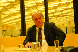 "<p><span class=""paragraph-0"">Philip Seymour Hoffman in his last complete film.</p><p></span></p>"