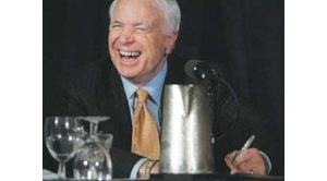 McCain calls for 'common-sense conservatism'