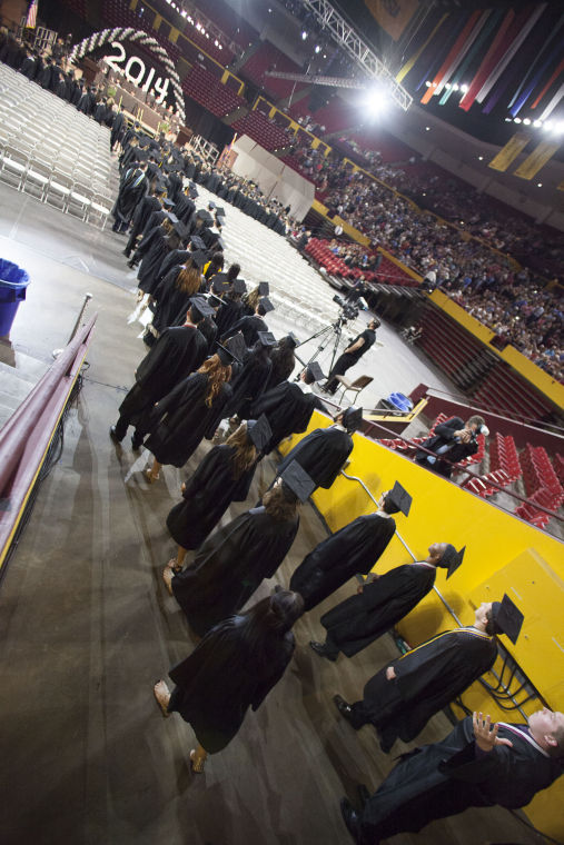 Desert Ridge High School Graduation