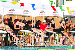 VX swimming and diving preview