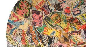 Zap! Pow! Home decor gets a pop art punch