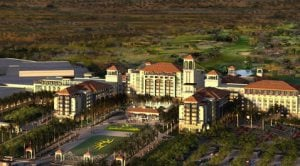 Mesa's Gaylord resort vote sails to victory
