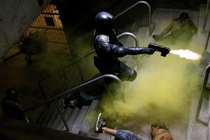 Film Review Dredd 3D