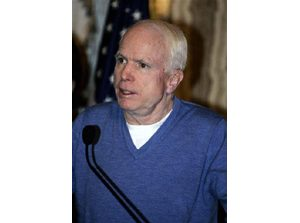 McCain: Deploy more troops to Iraq