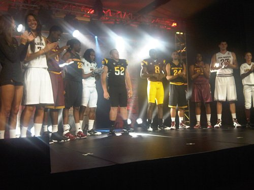 ASU's new look