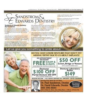 Sandstrom & Edwards Dentistry