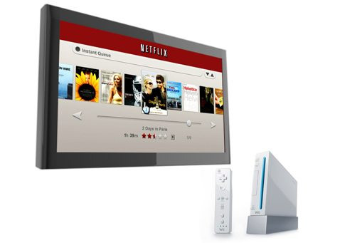 Netflix streaming comes to Nintendo Wii this spring