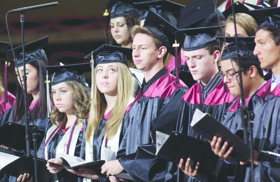 Hamilton Graduation