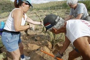 McDowell conservancy seeks 280 volunteers