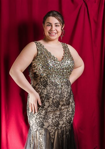 Prom Plus Size Dresses