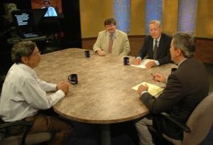 Democratic ACC candidates debate