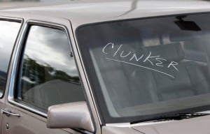 Cash for Clunkers to end on Monday