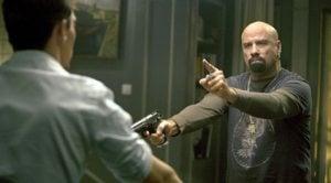 Review: Travolta plays action hero in 'Paris'