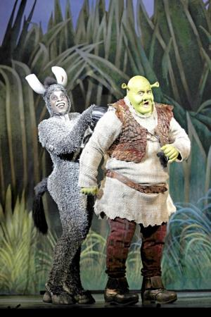 Shrek The Musical Cadillac Palace Theatre