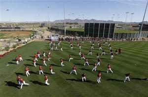 Spring Baseball