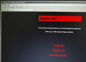 The Soviet Union lives on in cyberspace